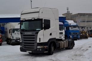 Седельный тягач Scania R420 4x2