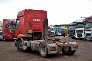 Седельный тягач Man TGS 18.400 4x2