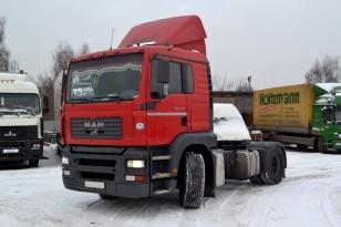 Седельный тягач Man TGA 18.350 4x2 BLS