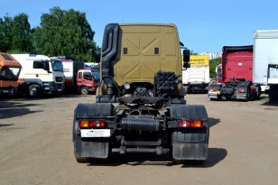 Седельный тягач DAF XF106 FT 2016