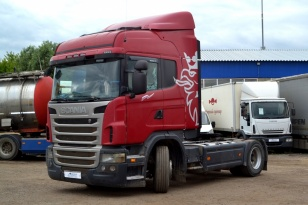 Седельный тягач Scania G420 LA4X2HNA