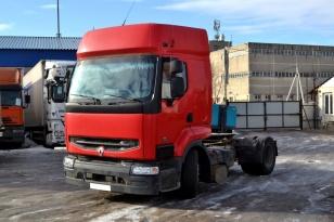 Седельный тягач Renault Premium 420 DCI