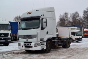 Седельный тягач Renault Premium 380 19T 4X2