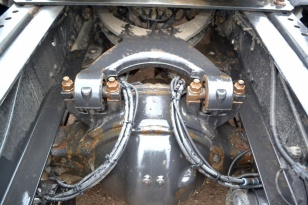Седельный тягач Peterbilt 387. Год выпуска 2009.