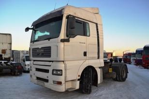 Седельный тягач MAN TGA 18.480 4x2 BLS Год выпуска 2007.