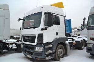 Седельный тягач Man TGS 19.400 4x2 BLS-WW. Год выпуска 2011