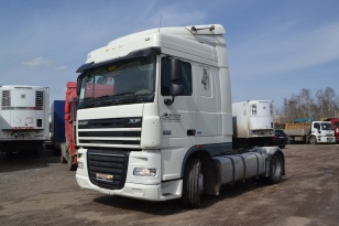 DAF FT XF 105.460 SPACE CAB