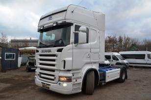 Седельный тягач Scania R480.Кабина TOPLINE.Год выпуска 2008.