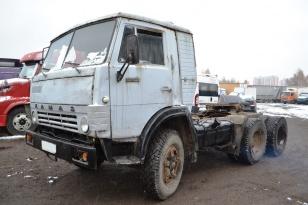 Седельный тягач КАМАЗ 54112. Год выпуска 1992.