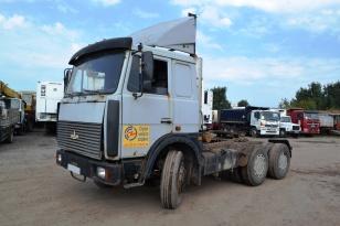 Седельный тягач МАЗ-642290-2120. Год выпуска 2003.